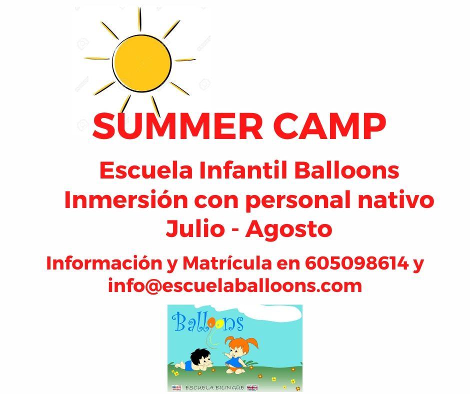 Summer Camp. Campamento de verano en zona Barajas - Alameda de Osuna